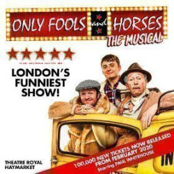 Only Fools and Horses, Londres