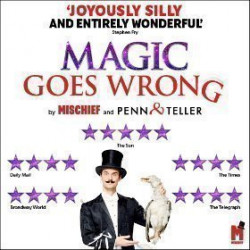 Magic Goes Wrong, Londres