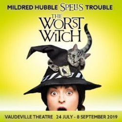 The Worst Witch, Londres