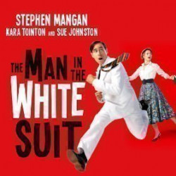 The Man In The White Suit, Londres