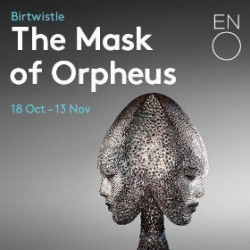 The Mask of Orpheus, Londres