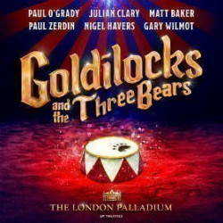 Goldilocks and the Three Bears, Londres