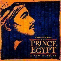 The Prince of Egypt, Londres