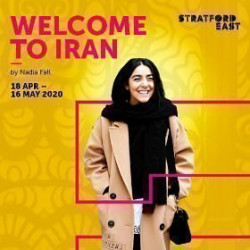 Welcome to Iran, Londres