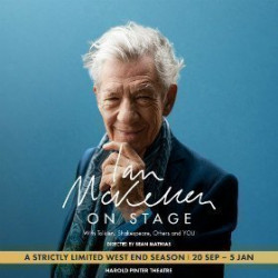 Ian McKellen on Stage: Tolkien, Shakespeare and You!, Londres
