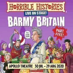 Horrible Histories - Barmy Britain - Part 5, Londres
