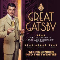 The Great Gatsby, Londres