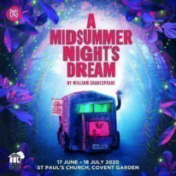 A Midsummer Night's Dream, Londres
