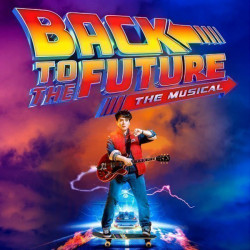 Back to The Future the Musical, Londres